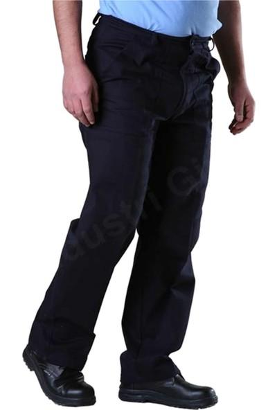 Şensel İş Pantolonu Gabardin Kışlık %100 Pamuk İş Elbisesi