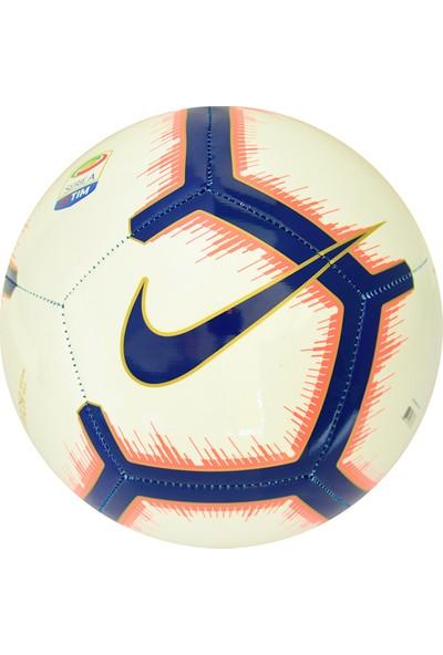 Nike SC3374-100 Pitch Serie A Dikişli 5 No Futbol Topu