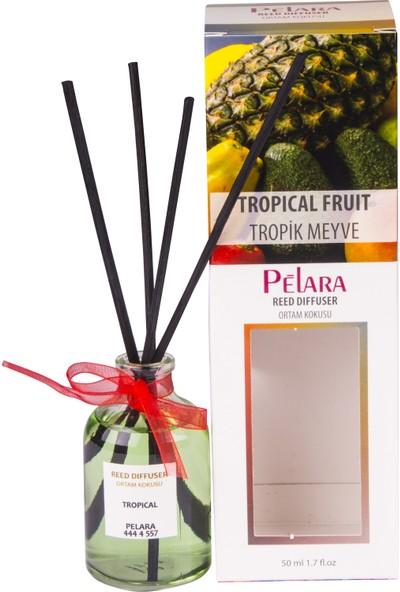 Pelara Tropik Meyve Bambu Ortam Oda Kokusu 50 ml