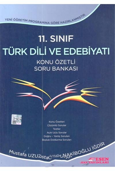 Esen Yayınları 11. Sınıf Türk Dili ve Edebiyatı Konu Özetli Soru Bankası