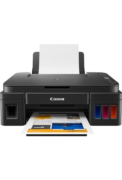 Canon Pixma G2411 Fotokopi + Tarayıcı + Tanklı Yazıcı