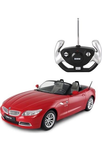 Rastar R/C 1/12 Uzaktan Kumandalı BMW Z4 Işıklı Araba - Kırmızı