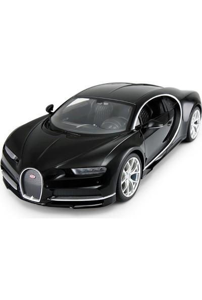 Rastar R/C 1/14 Uzaktan Kumandalı Bugatti Chiron Işıklı Araba - Siyah