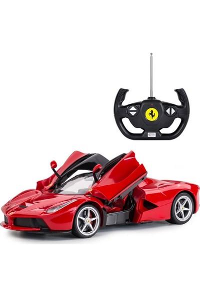 Rastar R/C 1/14 Uzaktan Kumandalı USB Şarjlı Ferrari LaFerrari Araba - Kırmızı