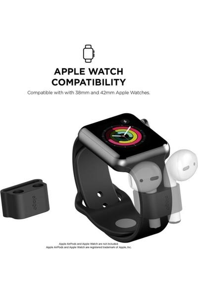 Elago Airpods Bileklik Kayış Tutucu Askı Wrist Fit Apple Watch Uyumlu