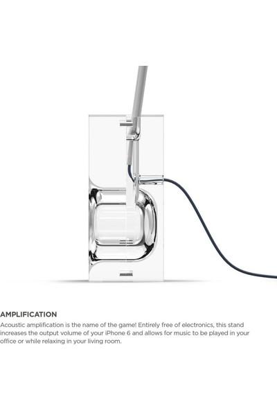 Elago iPhone İçin Akustik Amplifikasyon Standı Yüksek Ses