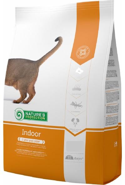 Natures Protection Indoor Evde Yaşayan Kedilere Özel Mama 7 Kg