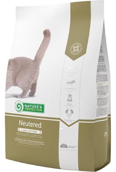 Natures Protection Neutered Kısırlaştırılmış Kedi Mama 7 Kg