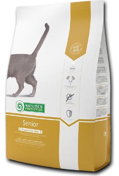 Natures Protection Senior Yaşlı Kedi Maması 2 Kg