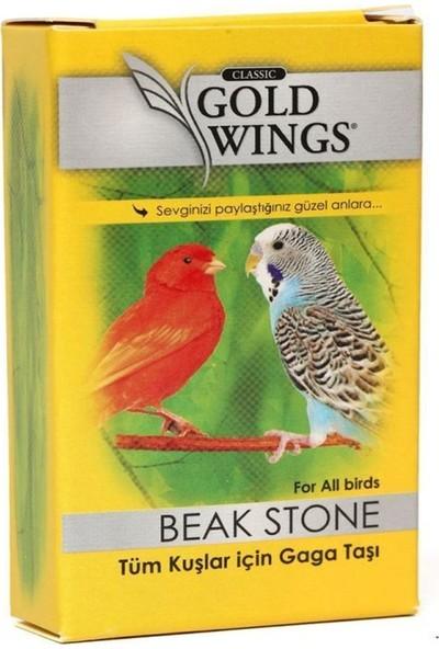 Goldwings Tüm Kuşlar için Muzlu Gaga Taşı