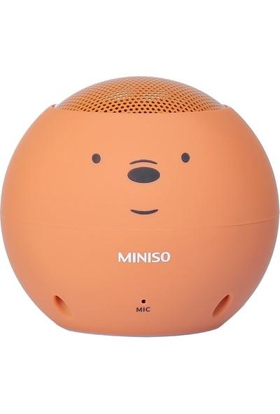 Miniso Grizzly Mini Kablosuz Hoparlör