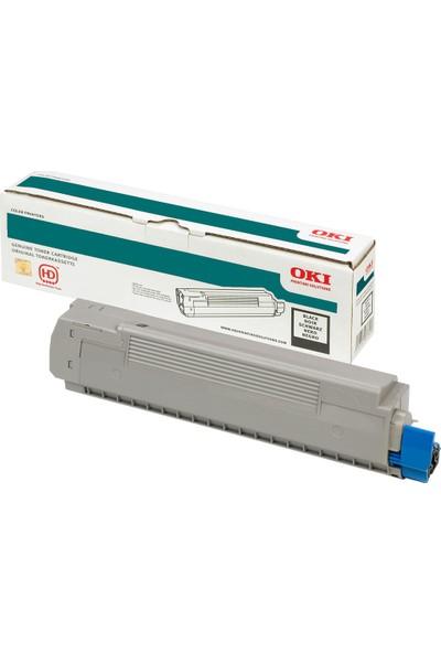 OKI C332/MC363 1500 Sayfa Siyah Toner 6508740
