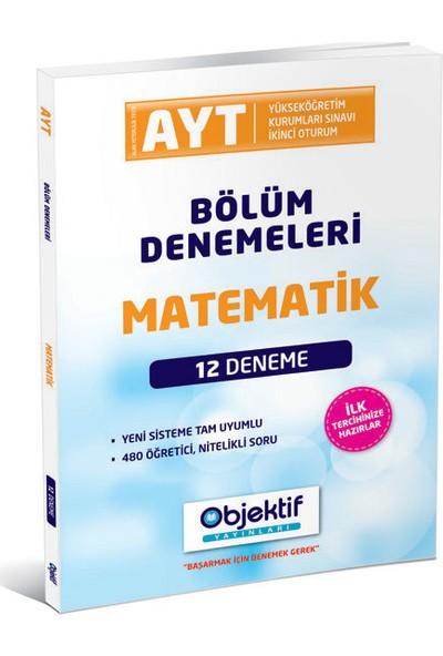Ayt Matematik - 12 Deneme