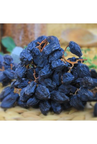 Salkımlı Yöresel Siyah Kuru Üzüm 1 kg