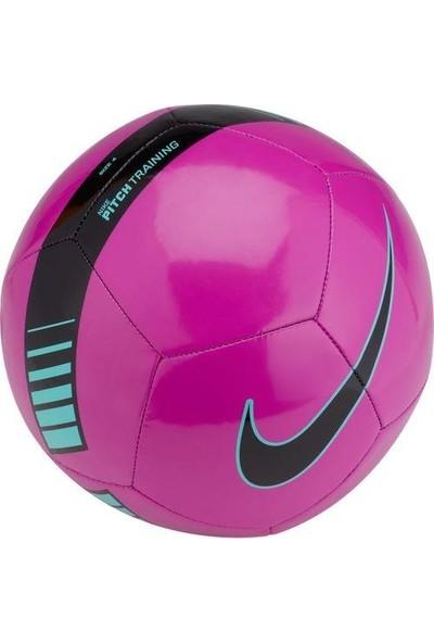 Nike Sc3101-606 Pitch Train Futbol Antrenman Topu