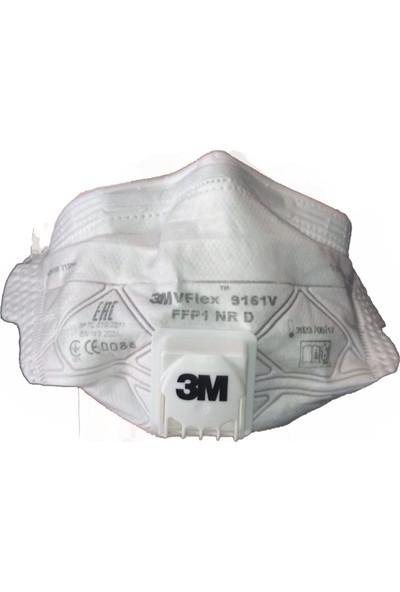 3m Toz Maskesi 3M 9161V Katlanır Model Ventilli