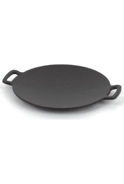 Sürel Sac Kavurma Döküm Demir Tava 28 cm