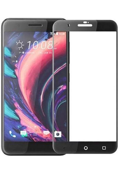 Microcase HTC One X10 Tam Kaplayan Çerçeveli Tempered Ekran Koruyucu