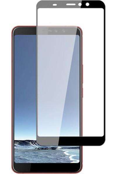 Microcase HTC U11 EYEs Tam Kaplayan Çerçeveli Tempered Ekran Koruyucu