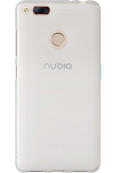Microcase ZTE Nubia Z17 İnce Soft Silikon Kılıf