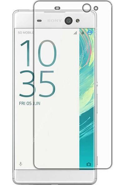 Microcase Sony L2 Nano Glass Ekran Koruyucu Esnek Cam Film