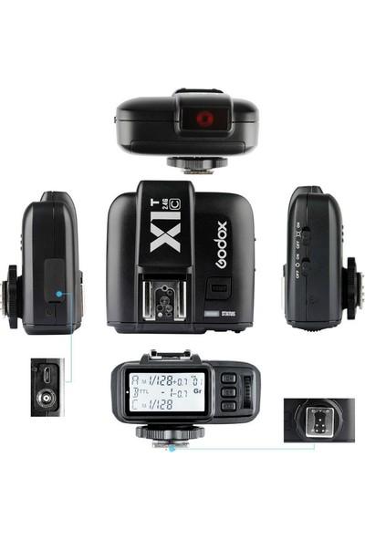 Godox X1T-C Canon TTL Uyumlu Flaş Tetikleyici