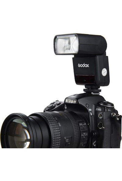 Godox TT350N Nikon TTL Uyumlu Flaş