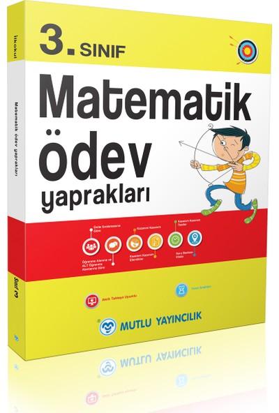 Mutlu Yayınları 3. Sınıf Matematik Ödev Yaprakları