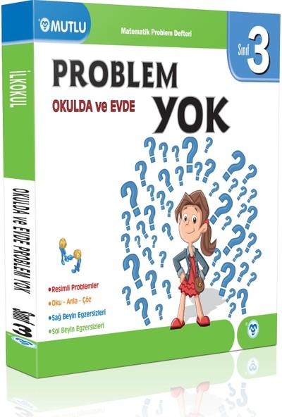 Mutlu Yayınları 3. Sınıf Evde Okulda Problem Yok