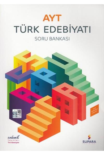Supara Ayt Türk Edebiyatı Soru Bankası - Ayt - Supara Yayınları (B)