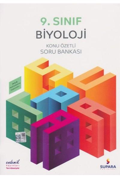 Supara 9. Sınıf Konu Özetli Biyoloji Soru Bankası - Lise - Supara Yayınları (B)