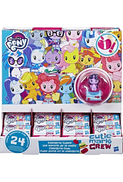 My Little Pony Cutie Mark Crew Sürpriz Paket