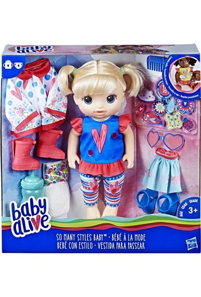 Baby Alive Bebeğimle Moda Zamanı