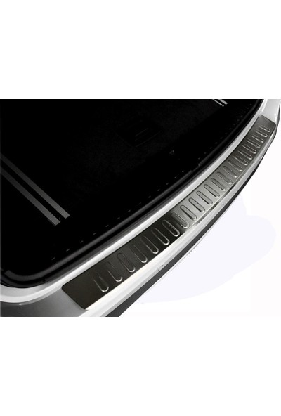 Arabamsekil Mercedes V-Klasse W447 Krom Arka Tampon Eşiği 2015-