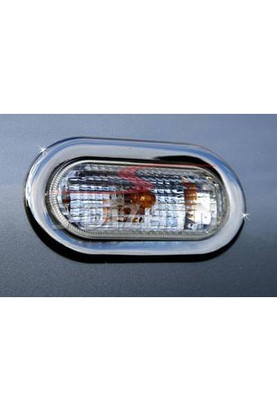 Arabamsekil Volkswagen Bora Krom Sinyal Çerçevesi 1998-2004