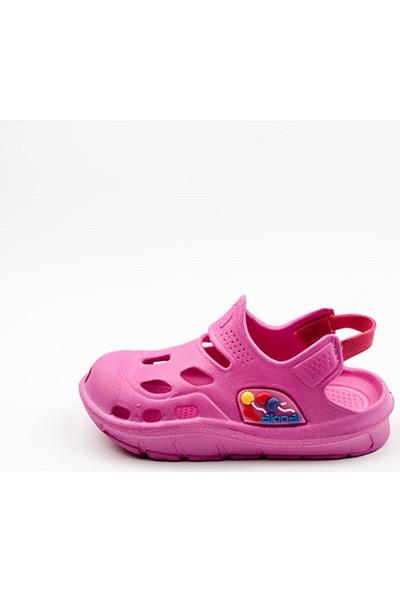 Akınalbella Çocuk Sandalet Terlik E401.P.000
