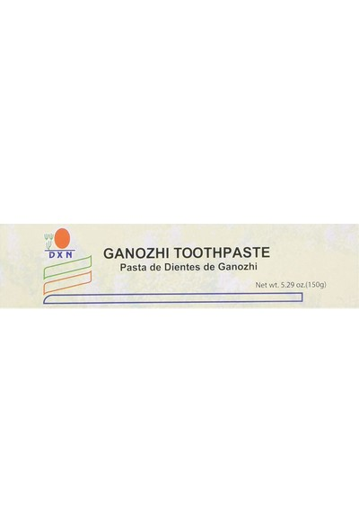 DXN Ganozhi Ganodermalı Diş Macunu