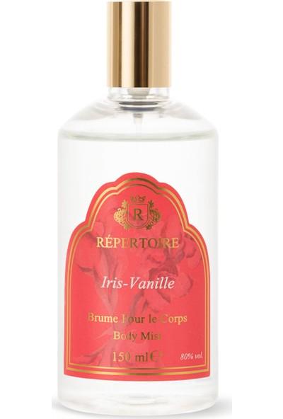 Madame Coco Répertoire Body Mist 150 ml - Iris - Vanille
