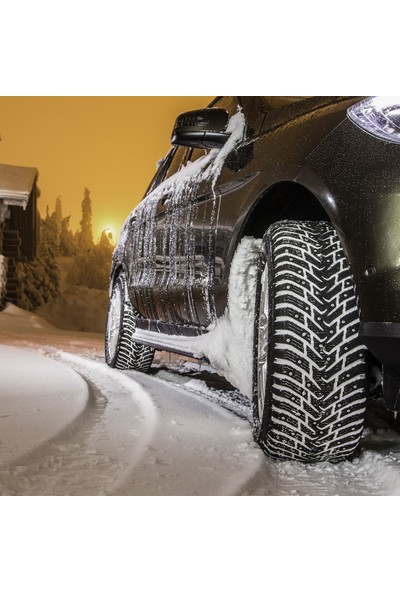 Nokian Hakkapeliitta 8 SUV 225/60 R18 104T XL Çivili Kış Lastiği (Üretim Yılı: 2020) 4 ADET