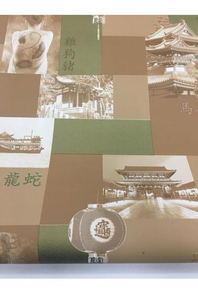 90008 Ugepa PopArt Desenli Duvar Kağıdı