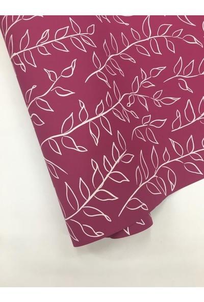 235510 AS Creation Çiçek Desenli Duvar Kağıdı