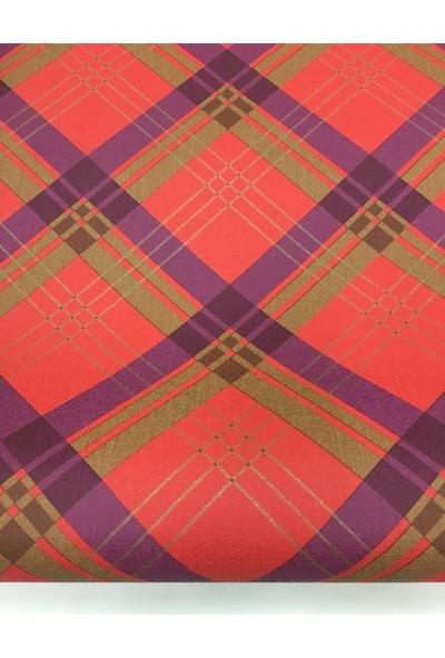 252705 Ugepa Geometrik Desenli Duvar Kağıdı