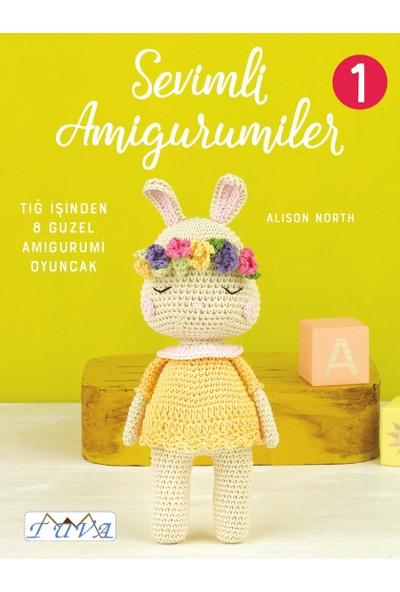 Sevimli Amigurumiler - Alison North