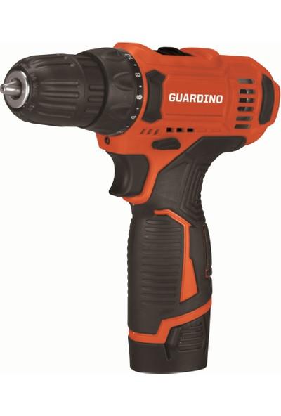 Guardino GX1215 12V 1.5Ah Çift Akülü Vidalama Makinası