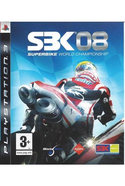 Blackbean Superbike World Championship - Sbk 08 Ps3