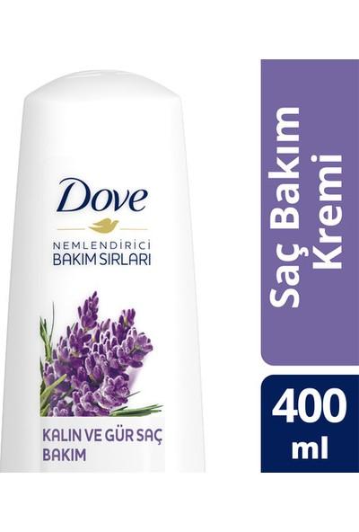 Dove Lavanta Özlü Kalın Ve Gür Saç Kremi 400 ml