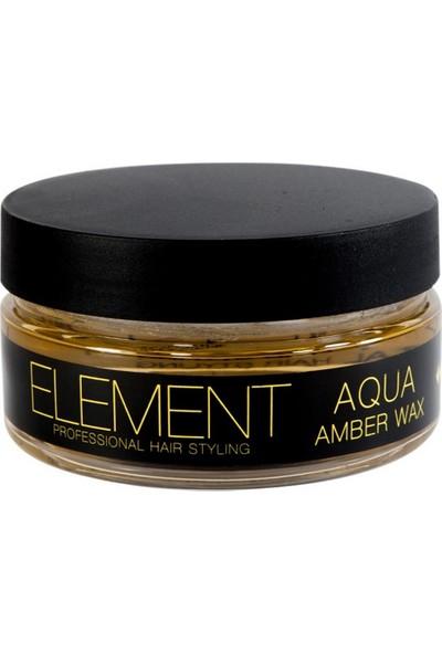 Element Aqua Amber Wax 5Vl 150 Ml