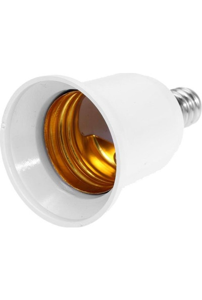 Spelt E14 E27 İnceden Kalına Duy Dönüştürücü Soket Ampul Lamba Adaptör