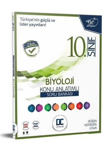 Biyoloji - Konu Anlatımlı Soru Bankası - 10. Sınıf - Doğru Cevap Yayınları