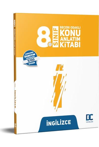İngilizce - Konu Anlatımlı Kitap - 8. Sınıf - Doğru Cevap Yayınları